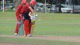Jersey batsman Cornelis Bodenstein