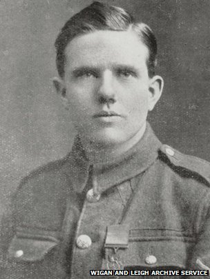 Alfred Wilkinson VC