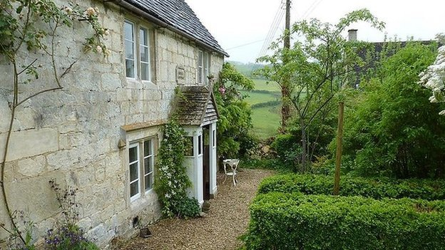 Rose Cottage, Slad, Gloucestershire