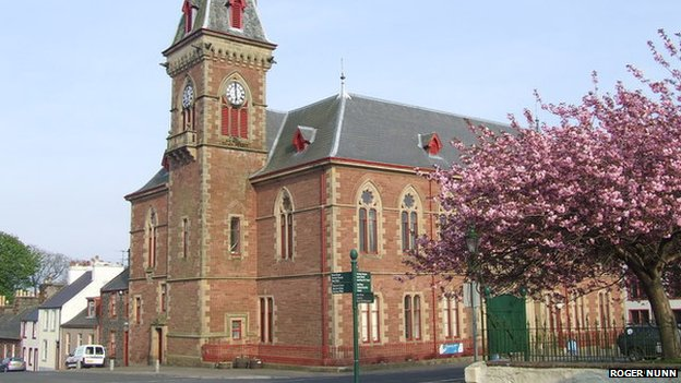 Wigtown County Buildings
