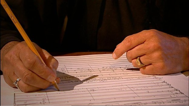 Orkney composer Peter Maxwell Davies