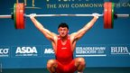 Manchester 2002: Weightlifter Dave Morgan won a total of nine Commonwealth Games gold medals during his career, including two in Manchester.