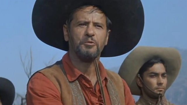 Eli Wallach in The Magnificent Seven