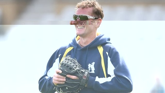 Warwickshire director of cricket Dougie Brown