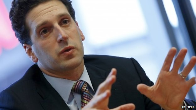 Benjamin Lawsky New York State's first Superintendent of Financial Services