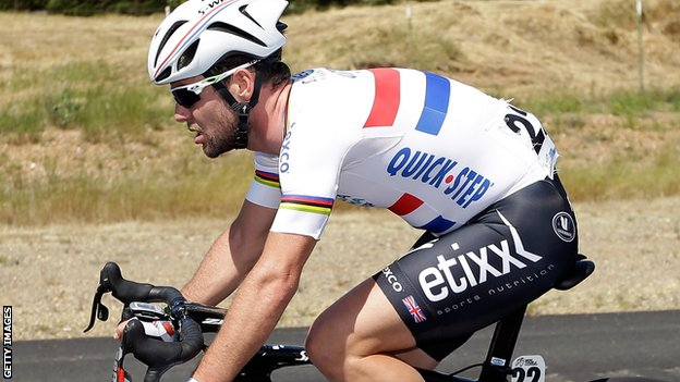 Mark Cavendish of the Isle of Man