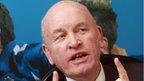 Adrian Teer is chairman of the Northern Ireland Football League