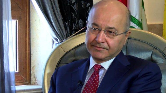 Barham Salih