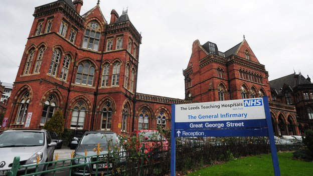 Leeds General Hospital