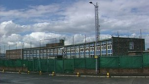 A break-in at Castlereagh police station in 2002 was blamed on the IRA