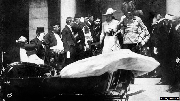 1914 Live: History retold as breaking news