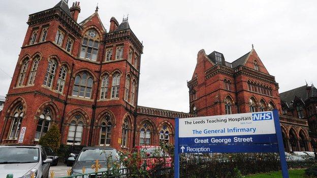 Leeds General Infirmary