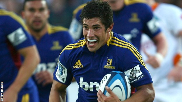 Phil Burleigh has made 32 Super Rugby appearances