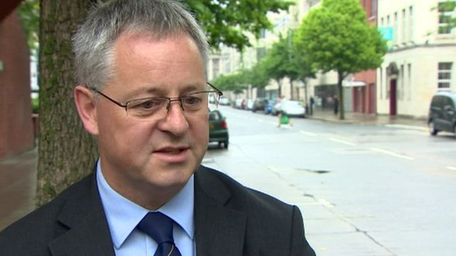 Kevin McShane from the Institute of Civil Engineers says that demand will increase and supply will drop.