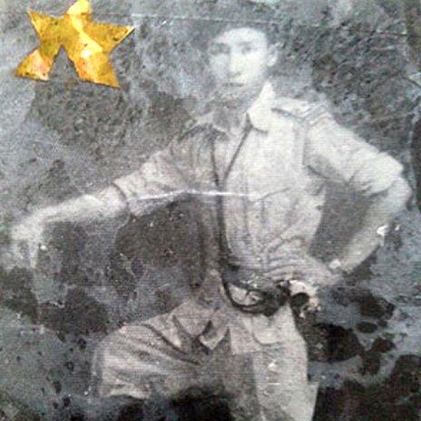 Saw Kyaw Aye in 1954