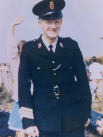 Sgt Joseph Campbell