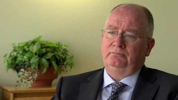 The Police Ombudsman for Northern Ireland Michael Maguire