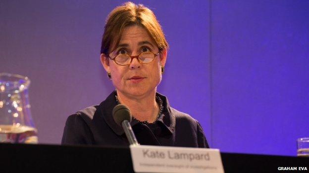 Kate Lampard
