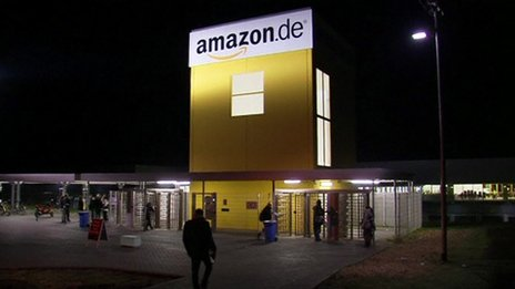 Amazon in Germany