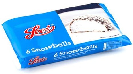 Snowballs packet