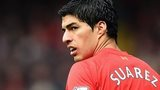 Liverpool and Uruguay striker Luis Suarez