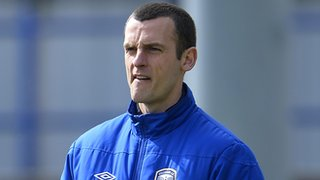 Oran Kearney's Coleraine had a disappointing 2013-14 campaign