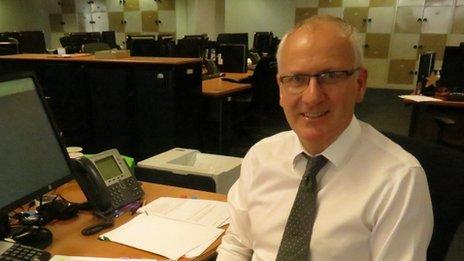 Steve Townsley