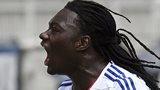 New Swansea striker Bafetimbi Gomis