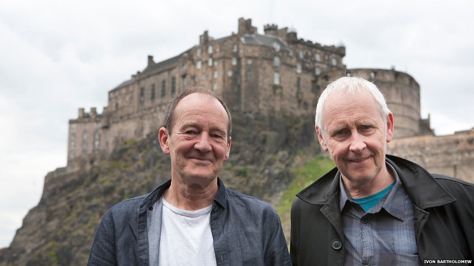 David Hayman and Gillies MacKinnon