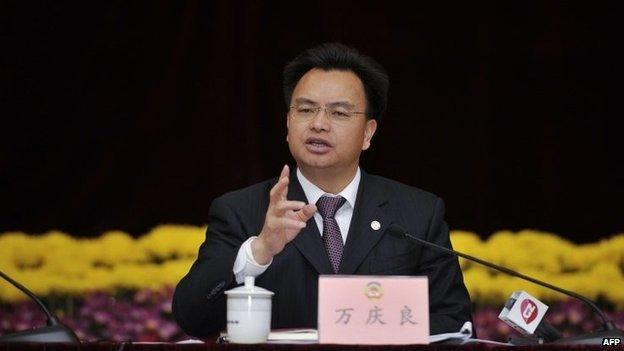 Wan Qingliang - photo January 2012