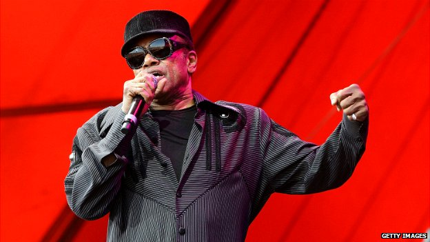 Bobby Womack performs at the Roskilde Festival in Denmark - 5 July 2013