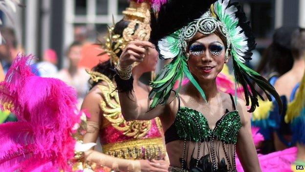Pride London 2014