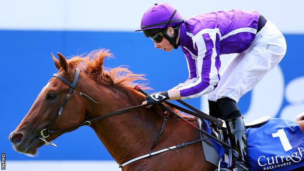 Racehorse Australia ridden by Joseph O'Brien