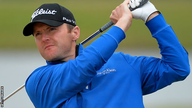 Michael Hoey closed with a third successive 69 in Cologne