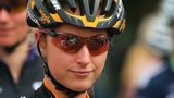 Cyclist Laura Trott