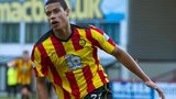 Lyle Taylor spent the second half of last season on loan at Partick Thistle