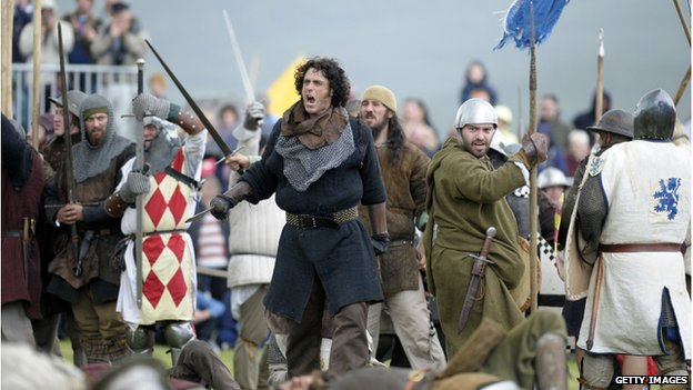 Bannockburn Live action