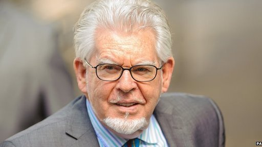 Rolf Harris arrives at court on 30 June 2014