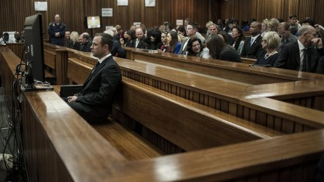 Oscar Pistorius in court (30/06)