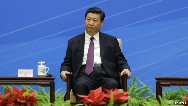 File photo: Xi Jinping, 28 June 2014