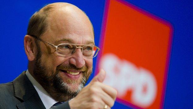 Martin Schulz, file pic
