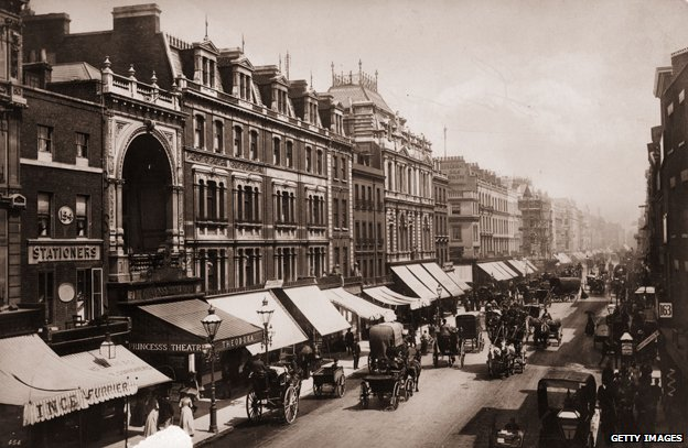 Oxford Street, London 1890