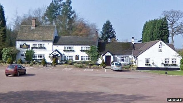 The Swettenham Arms, Congleton,
