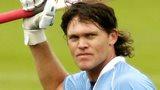 Former New Zealand batsman Lou Vincent