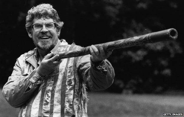Rolf Harris 1985