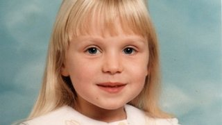 Jordanne Whiley as a toddler