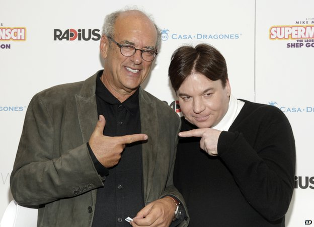 Shep Gordon, Mike Myers