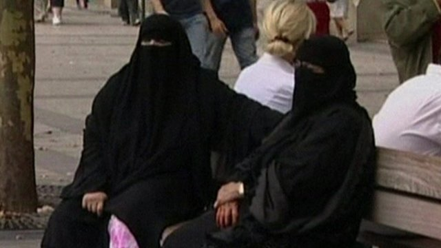Court upholds French full veil ban
