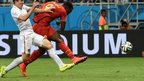 VIDEO: Sub Lukaku scores Belgium's second