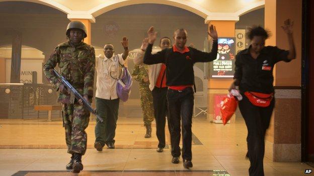 Westgate mall siege